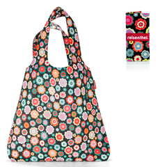 Сумка складная Reisenthel Mini maxi shopper happy flowers AT7048