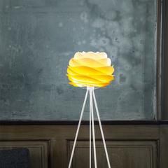 Плафон Carmina mini желтый Umage 2063