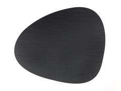 Подстановочная салфетка фигурная 37x44 см LindDNA Buffalo black 98890