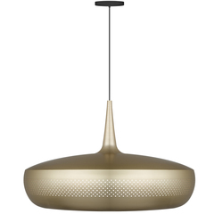 Плафон Clava Dine Brushed Brass Umage 2099