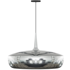 Плафон Clava Dine Polished Steel Umage 2097