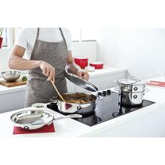 Сковорода глубокая с двумя ручками CHEF (24 см) Beka 12065294