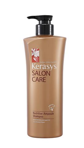 Шампунь для волос Kerasys Салон Кэр Питание 470г 887196П