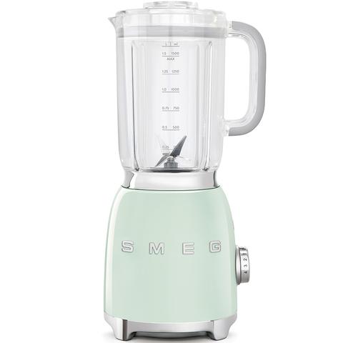 Блендер 1,5л Smeg (Пастельный зеленый) BLF01PGEU