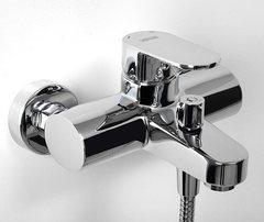 Donau 5301 Смеситель для ванны с коротким изливом WasserKRAFT Серия Donau 5300