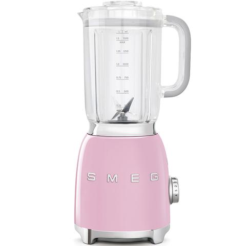 Блендер 1,5л Smeg (Розовый) BLF01PKEU