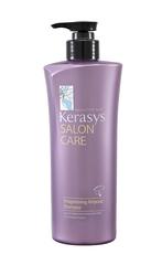 Шампунь для волос Kerasys Салон Кэр Гладкость и блеск 600г 894491