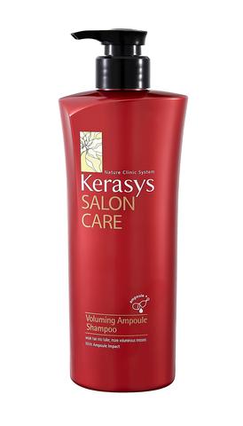 Шампунь для волос Kerasys Салон Кэр Объем 600г 894477