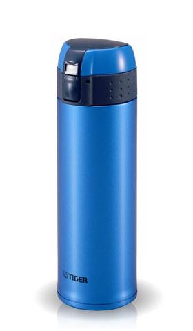 Термокружка Tiger MMQ-R050 (0,5 литра) синяя