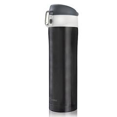 Термокружка Asobu Diva cup (0,45 литра) серая V600 smoke-white