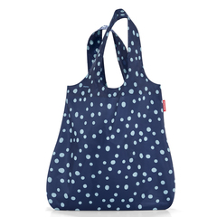 Сумка складная Reisenthel Mini maxi shopper spots navy AT4044