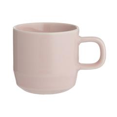 Чашка для эспрессо Cafe Concept 100 мл розовая TYPHOON 1401.822V