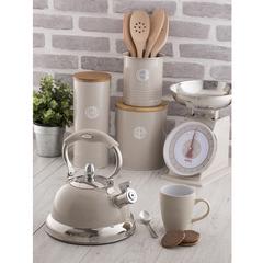 Весы кухонные Living серые 4 кг TYPHOON 1400.149V