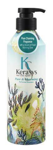Шампунь для волос Kerasys Шарм 400мл 313787