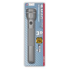 Фонарь MAGLITE, 3D, серый, 31,3 см, в блистере S3D096E