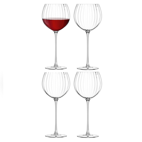 Набор из 4 бокалов для вина Aurelia  570 мл LSA International G867-20-776