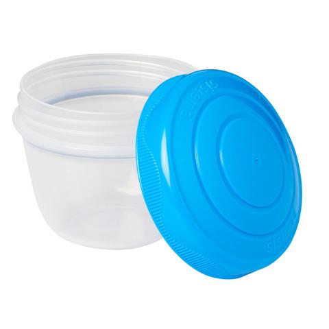 Контейнер для йогурта (2шт) 150 мл Sistema TO-GO 21466