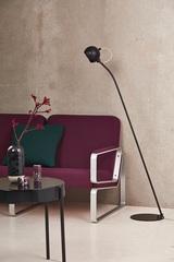Лампа напольная Ball, черная матовая Frandsen 30700050111