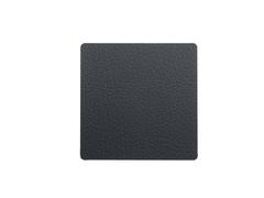 Подстаканник квадратный 10x10 см LindDNA Bull black 98354
