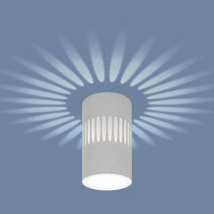 Накладной светодиодный светильник с подсветкой DLS026 Elektrostandard