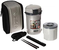 Многофункциональный термос для едыTiger LWU-B200 (1,41 литра) серебристый LWU-B200 SE