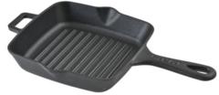 Литая чугунная сковорода-гриль LAVA 20х20см LVECOPGT2020K0