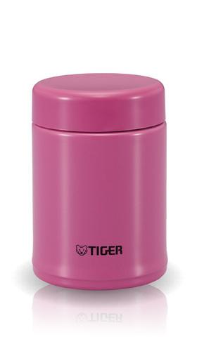 Термос для еды Tiger MCA-025 (0,25 литра) розовый