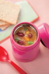 Термос для еды Tiger MCA-025 (0,25 литра) розовый MCA-A025 PI