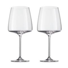 Набор бокалов для вин Velvety & Sumptuous, объем 710 мл, 2 шт, Zwiesel Glas Vivid Senses арт. 122428