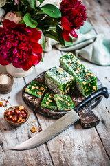 Нож кухонный для нарезки Пичак 210мм Samura Sultan SU-0045D/Y