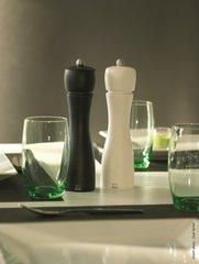 Набор мельниц Peugeot Tahiti для соли и перца, 15 см, белый+черный 2/24260