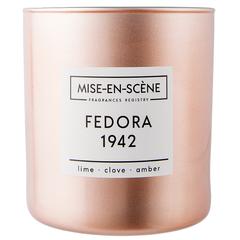 Свеча ароматическая Ambientair Mise En Scene, Fedora 1942 new, 50 ч VV050GCMS_new