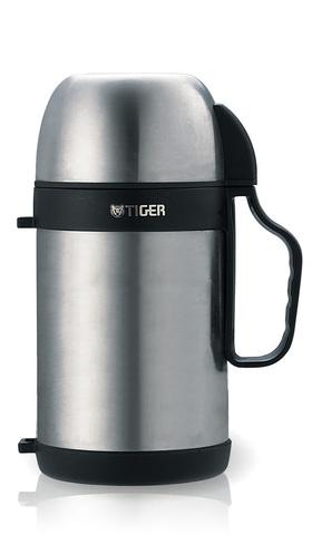 Термос универсальный (для еды и напитков)Tiger MCW-P071 (0,7 литра) стальной