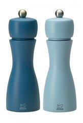 Набор мельниц Peugeot Tahiti для соли и перца, 15 см, голубой+синий 2/33279