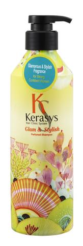 Шампунь для волос Kerasys Гламур 600мл 240540