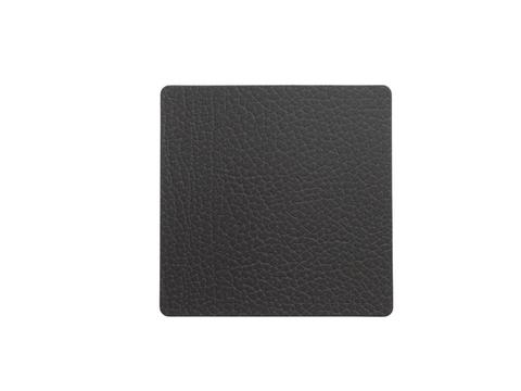 Подстаканник квадратный 10x10 см LindDNA Bull brown 98357
