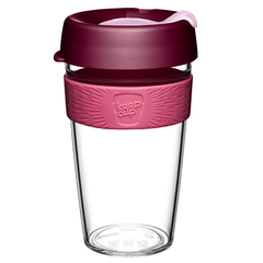 Кружка KeepCup Original L 454 мл Clear Bayberry CCBAY16
