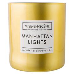 Свеча ароматическая Ambientair Mise En Scene Manhattan lights 50 ч (новая) VV050AQMS_new