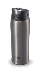 Термокружка Tiger MCB-H048 (0,48 литра) темно-серая MCB-H048 HG