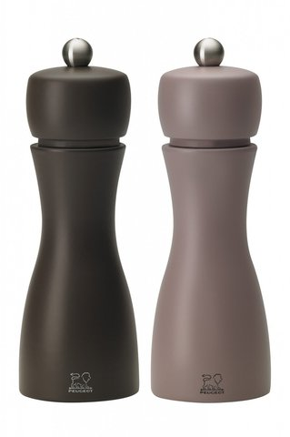 Набор мельниц Peugeot Tahiti для соли и перца, 15 см, кофе+пралине 2/33293