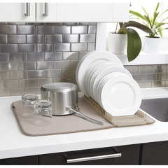 Коврик для сушки посуды UDRY латте Umbra 330720-1189