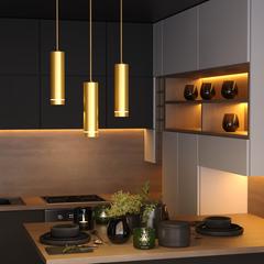 Подвесной светодиодный светильник DLR023 12W 4200K Elektrostandard