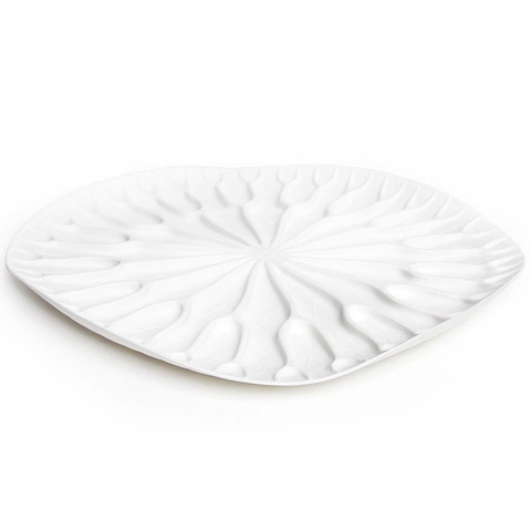 Сушилка-поднос lotus белая QL10166-WH