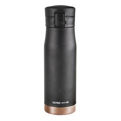 Термокружка Asobu Liberty canteen (0,5 литра) черная/медная LC17 black-copper