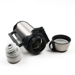 Термос универсальный (для еды и напитков) Tiger MHK-A170 XC (1,65 литра) серебристый MHK-A170 XC