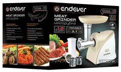 Мясорубка электрическая Endever Sigma 29