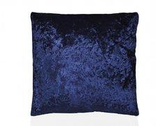 Подушка бархатная Blue Velvet Andrea House AX67227