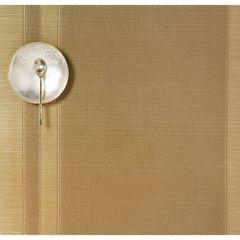 Салфетка подстановочная, жаккардовое плетение, винил, (36х48) Gold (100137-002) CHILEWICH Tuxedo stripe арт. 0201-TXST-GOLD