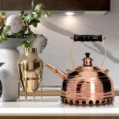 Чайник для плиты 1,7л (газ) эдвардианской ручной работы RICHMOND Beehive арт. RICHMOND NO.10