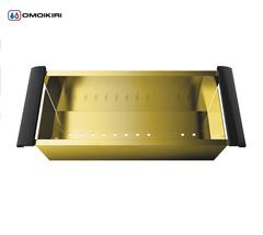 Коландер OMOIKIRI CO-02-PVD-LG (4999003)
